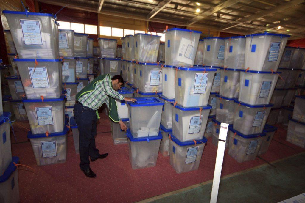 El portavoz del EI amenaza con atentados en los colegios electorales en Irak