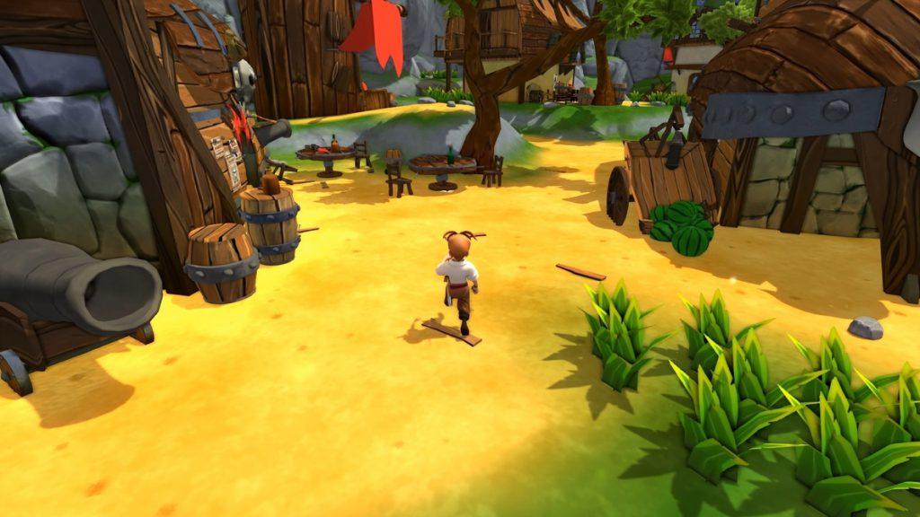 Flynn and Freckles, un videojuego de plataformas 3D que encantará a los más pequeños de la casa