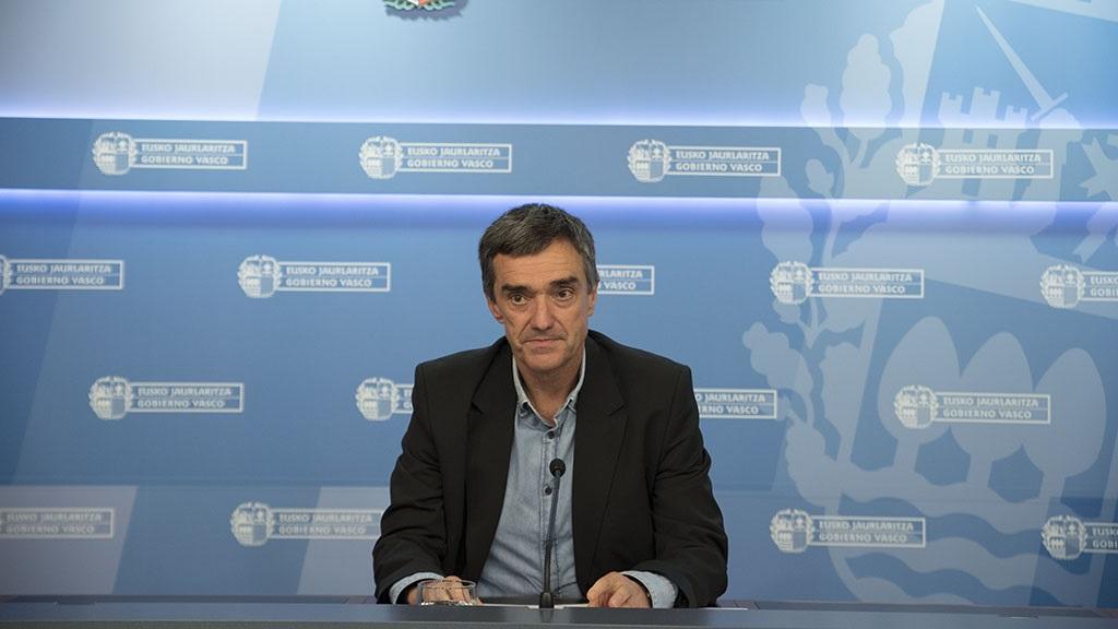 Jonan Fernández pide a ETA que «corrija» la diferencia entre víctimas porque «no es un mal menor»