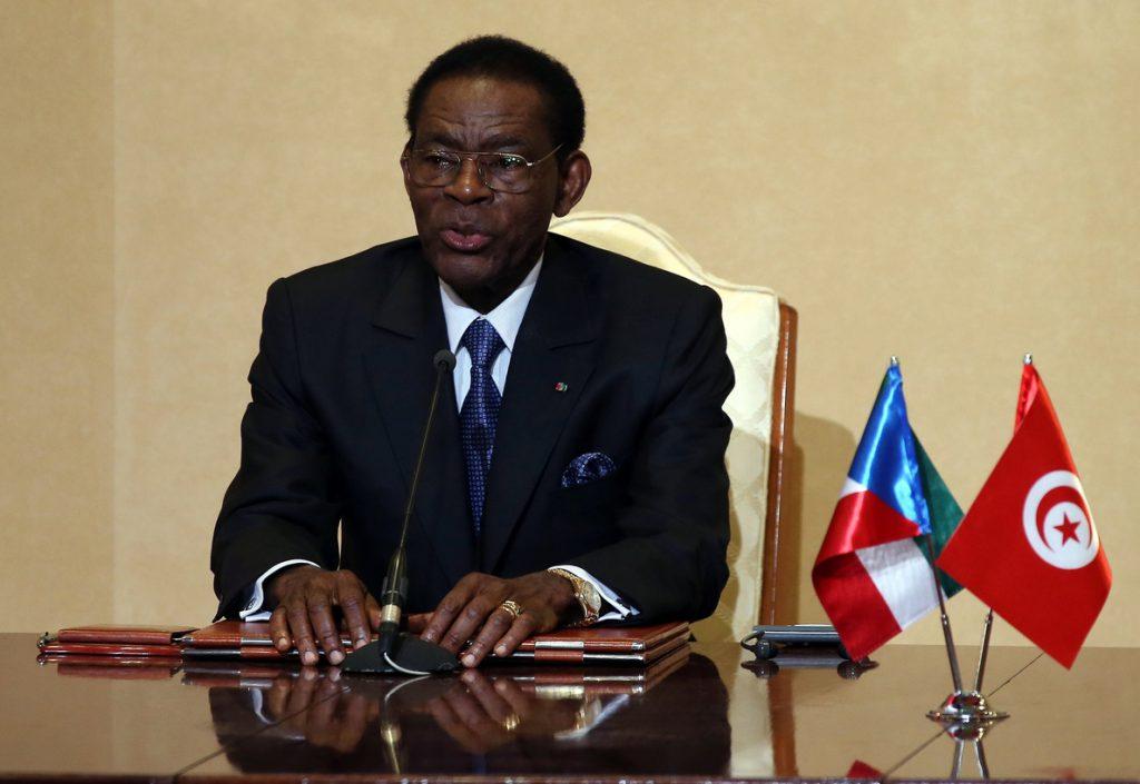 Obiang defiende que su hijo haga política aunque no confirma que sea sucesor