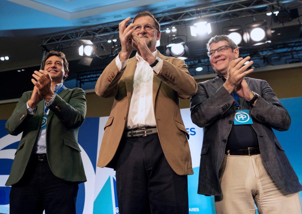 Rajoy dice que cumplió con su «obligación» en Cataluña y que el resto está en manos de la Justicia