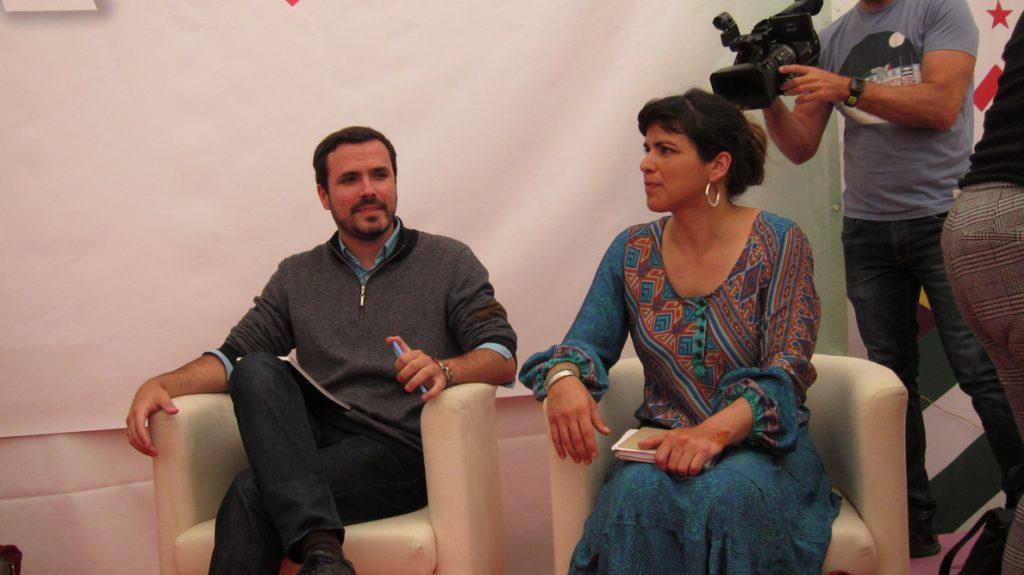 Rodríguez (Podemos) espera que la confluencia con IU esté «en breve» ante «el chismorreo de adelanto electoral»