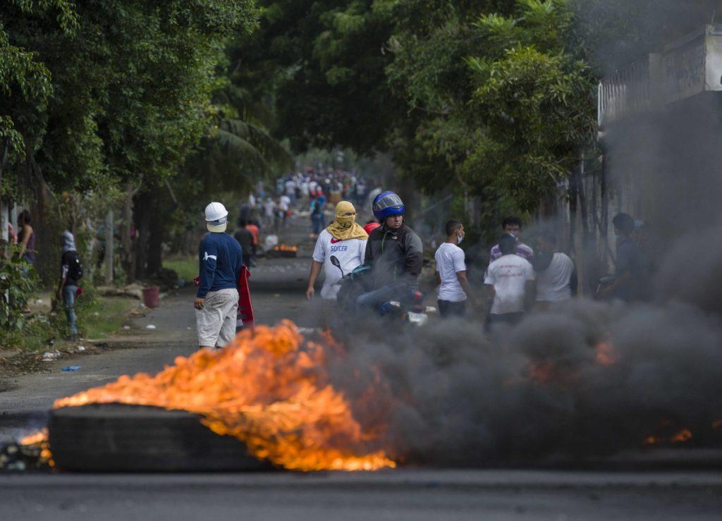 El comercio colapsa y la escasez ya afecta en Nicaragua en medio de las protestas