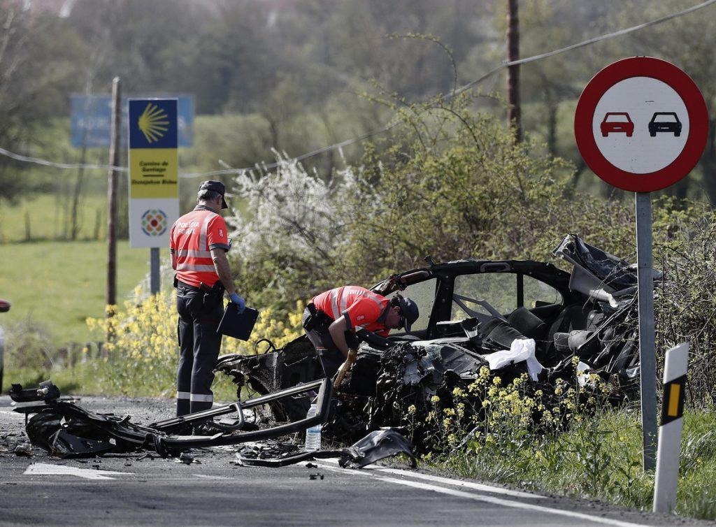 Seis muertos en las carreteras en el fin de semana, dos de ellos motoristas