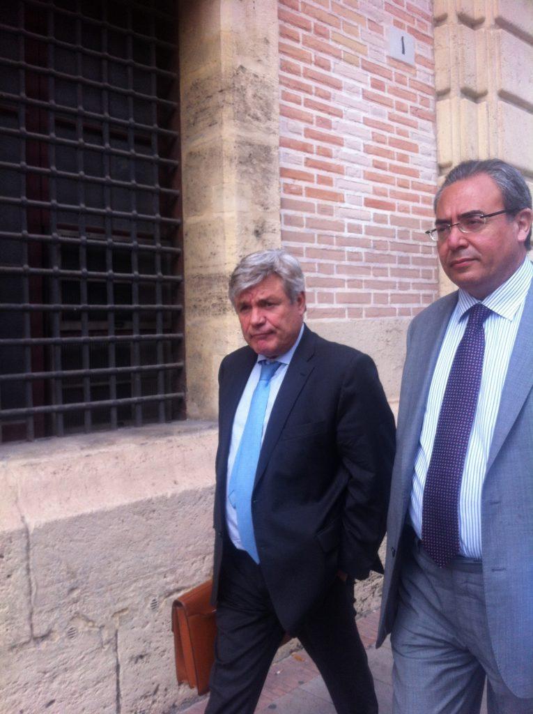 El Congreso recibe este martes a Villar Mir y su yerno López Madrid, empresarios acusados de donar dinero al PP,