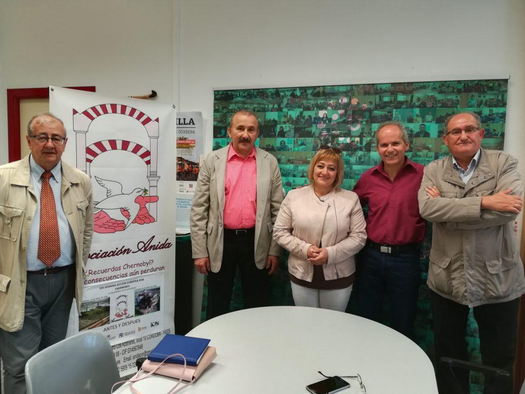 Ganemos Córdoba exige el cierre del cementerio nuclear de El Cabril