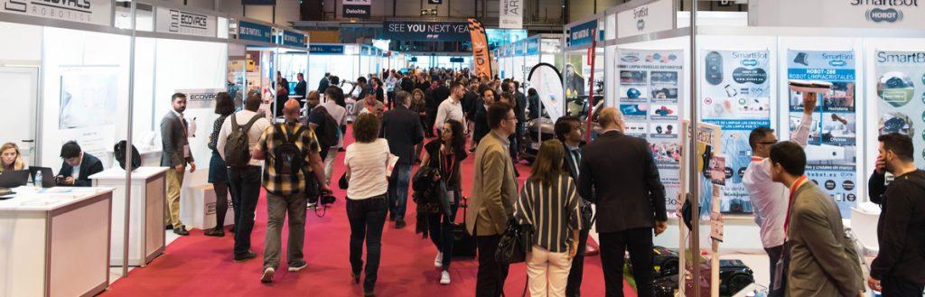 La III edición de Global Robot Expo se convierte en un escaparate de negocio tecnológico internacional