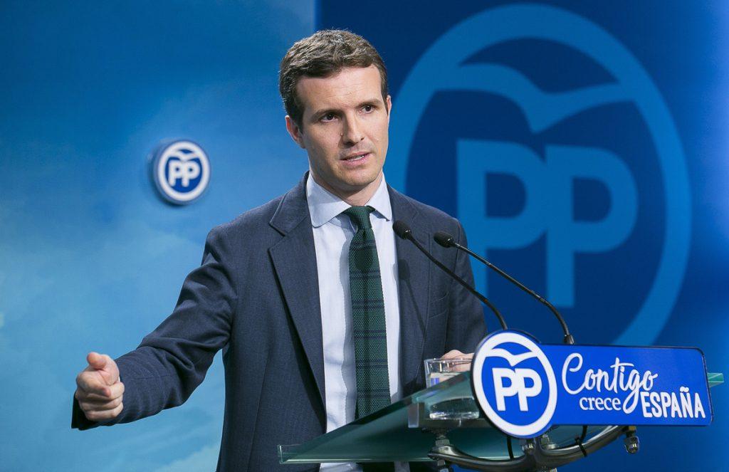 El PP ultima la iniciativa que llevará al Congreso para evitar pactos de gobierno «en despachos» que echen al más votado