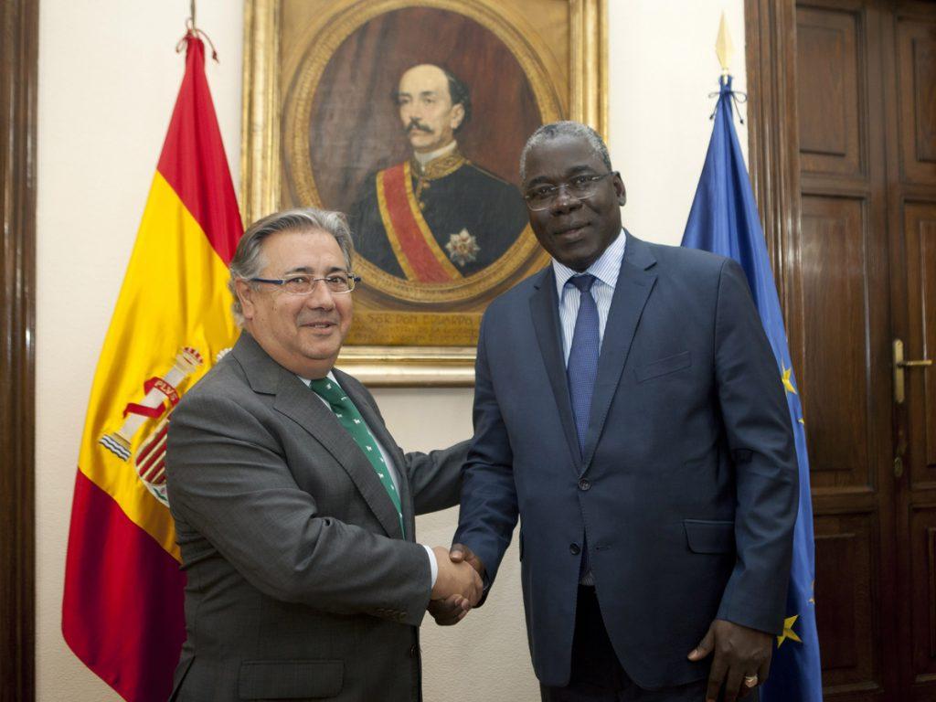 Zoido destaca a Mali como «ejemplo claro de colaboración» y «socio imprescindible» para España en materia migratoria