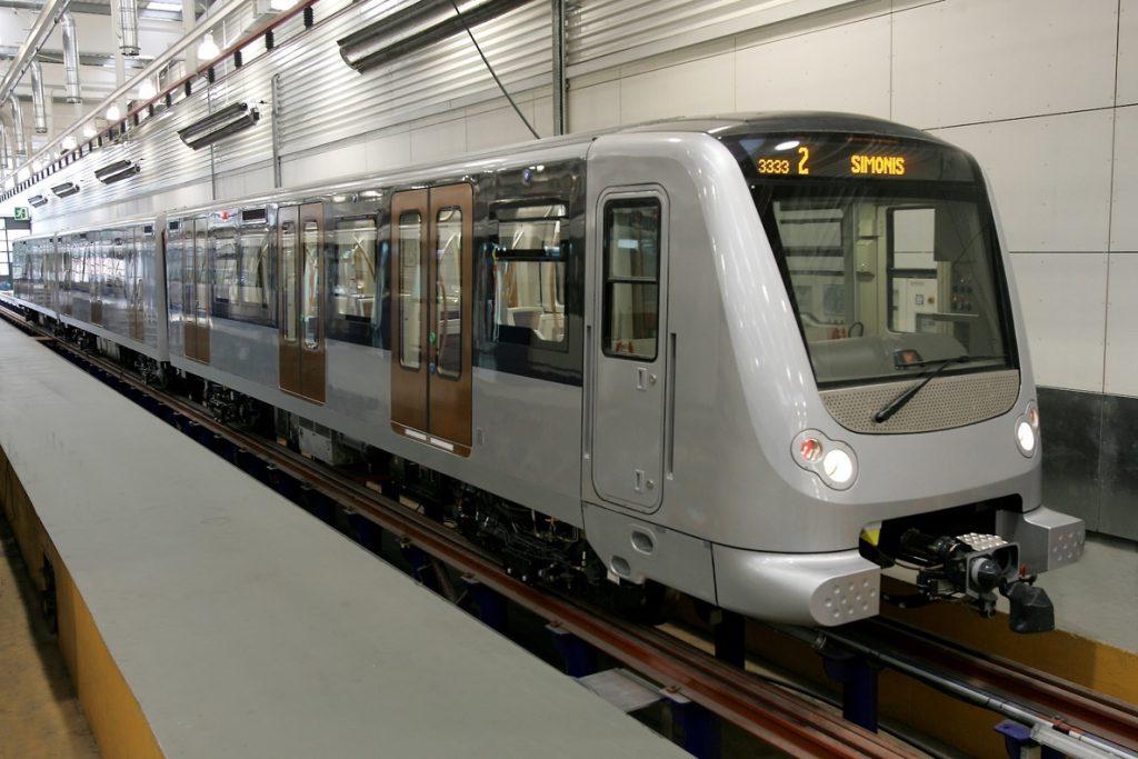 CAF firma un pedido de trenes para el metro de Barcelona por 75 millones