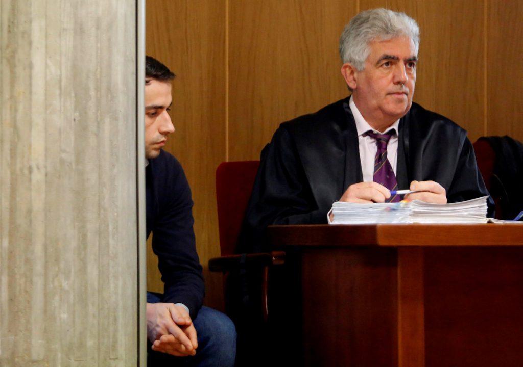 Condenado a 20 años de cárcel acusado de matar a golpes a su pareja en Vigo