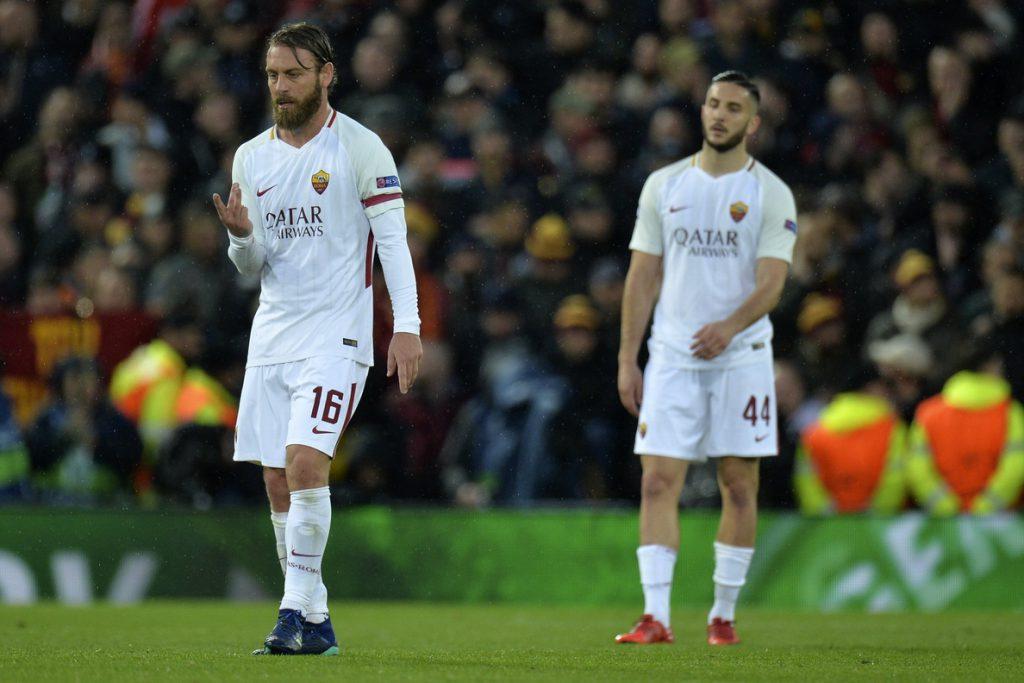 El Liverpool se acerca a la final tras golear al Roma (5-2)