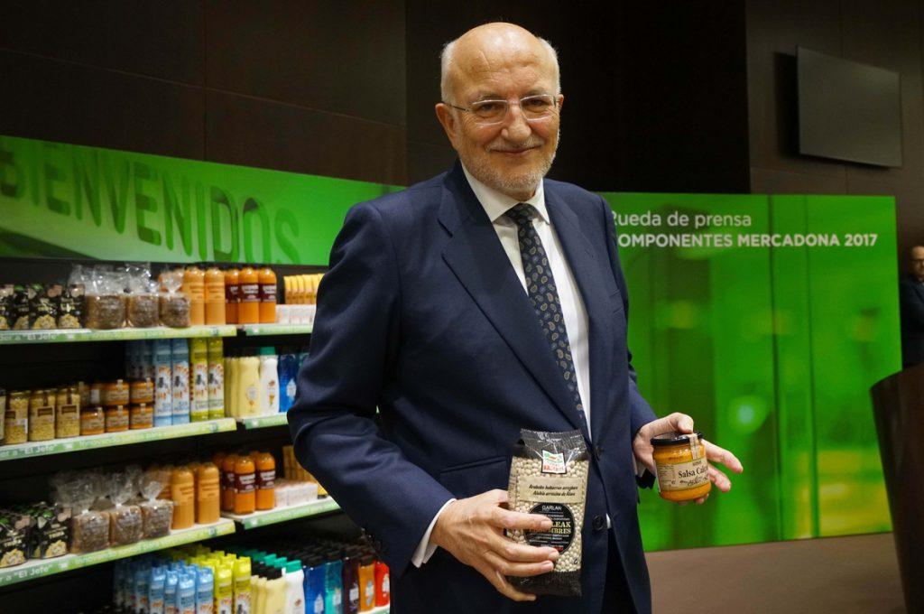 El presidente de Mercadona, Juan Roig, inyecta 12,5 millones en Angels Capital
