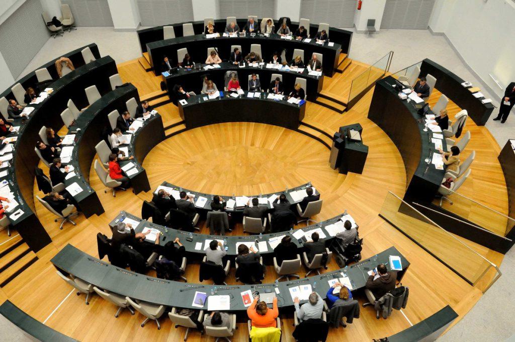PP, PSOE y Cs condenan en el Ayuntamiento de Madrid los CDR, definidos como «comandos violentos»