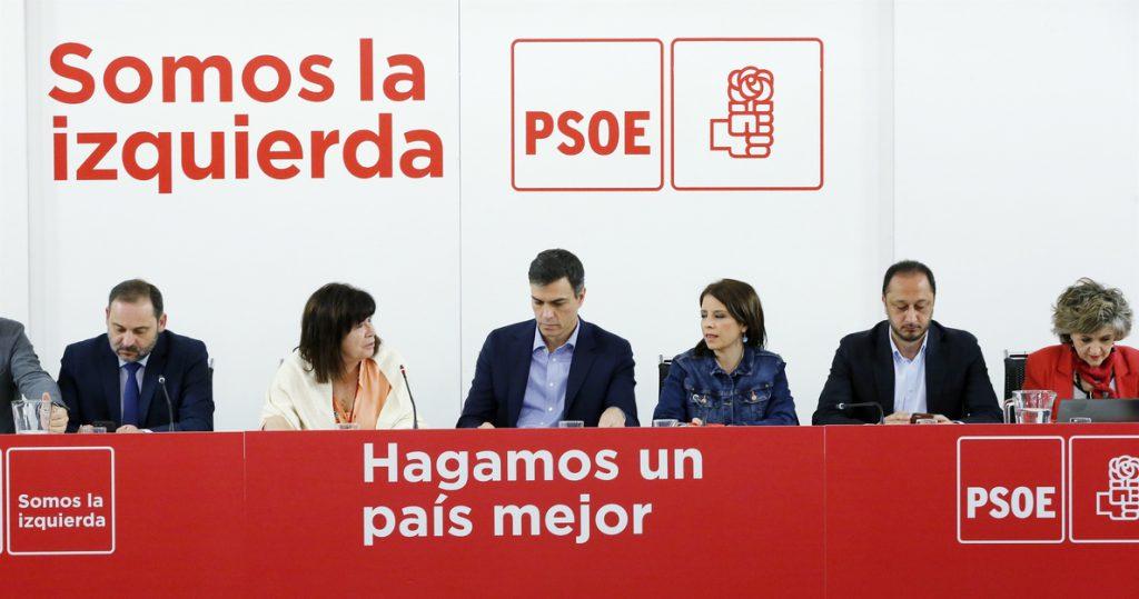 PSOE elegirá antes de verano a sus candidatos a autonómicas en Asturias, Cantabria, CyL, Extremadura, Navarra y Murcia