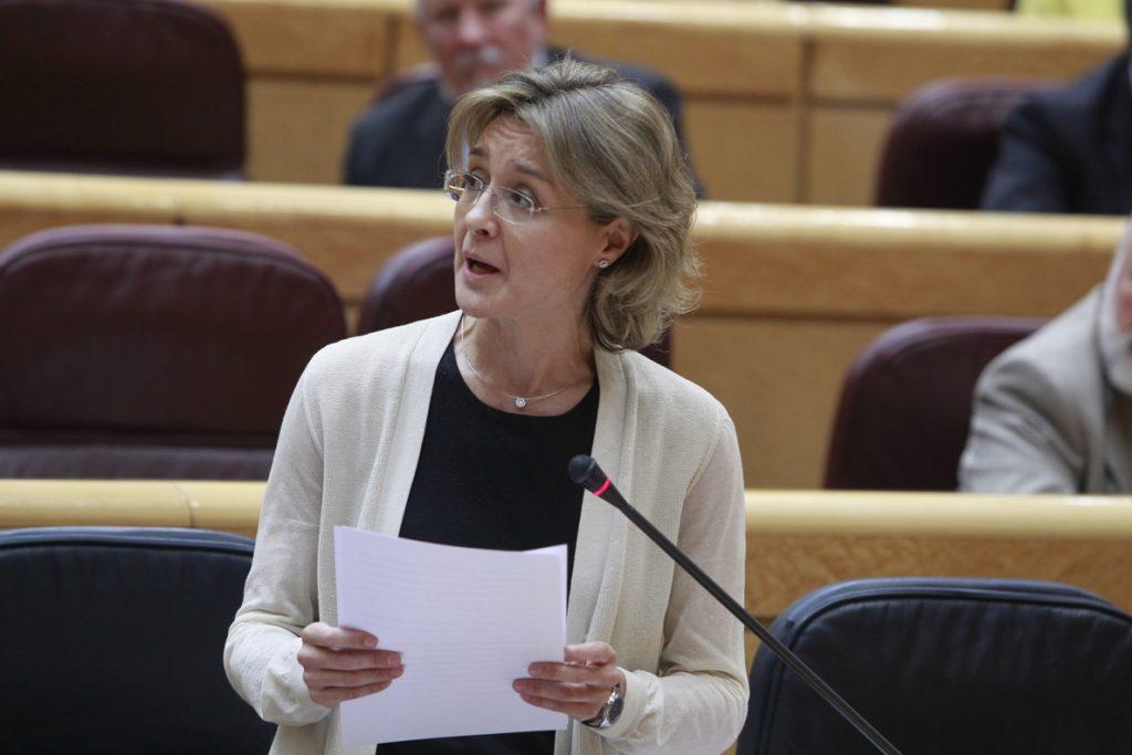 Tejerina defiende la actuación en la crecida del Ebro y asegura que los planes de inversión han minimizado el impacto