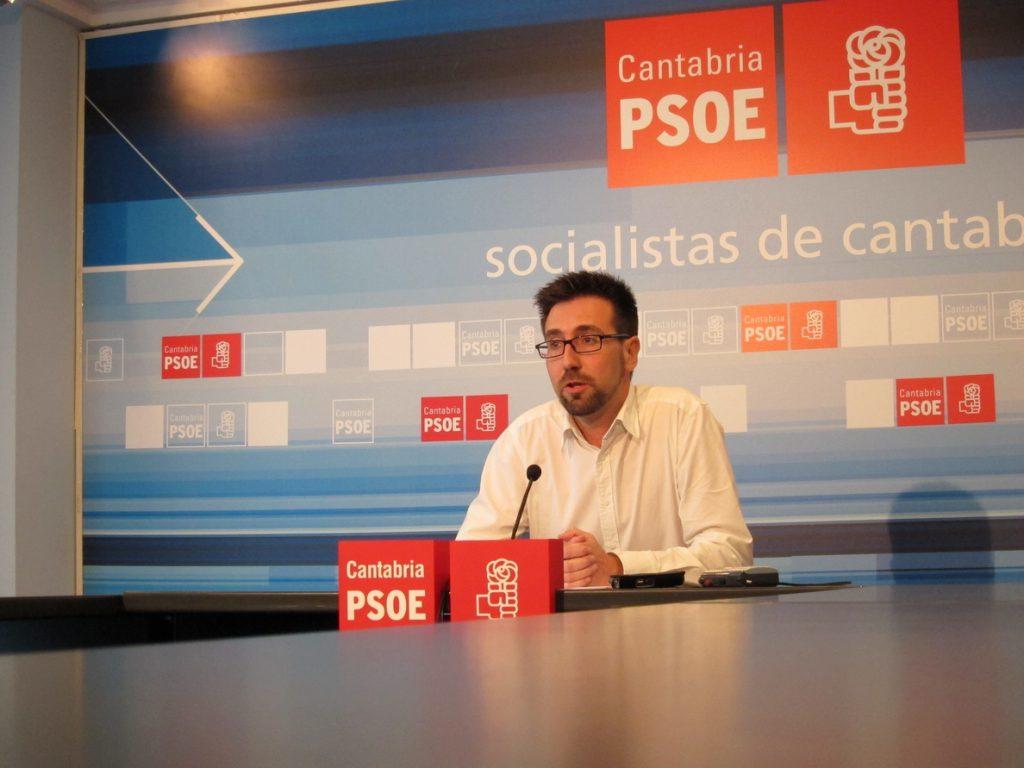 El calendario exprés del PSOE para las primarias a autonómicas en Cantabria suscita las primeras quejas entre críticos