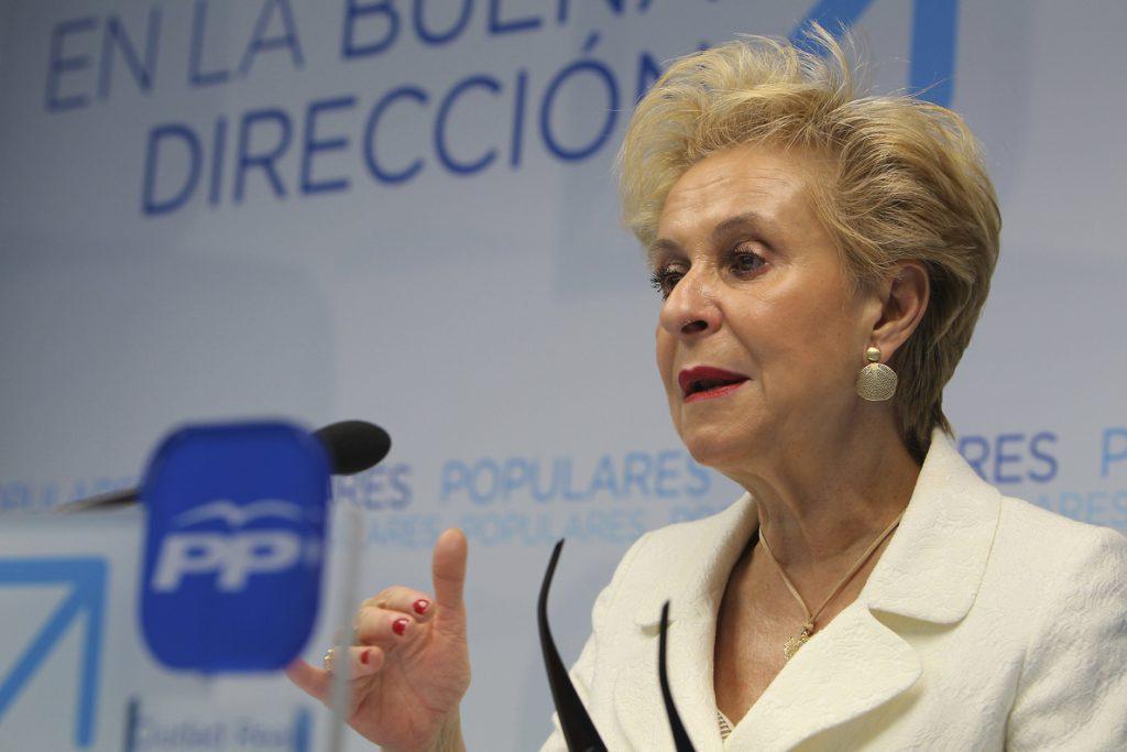 La presidenta de la Comisión sobre el informe de alcohol: No se fijan sanciones a los padres