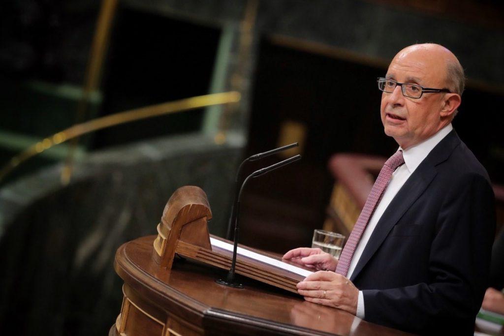 Coalición Canaria y Foro apoyan los Presupuestos y UPN votará en contra en mayo si no se modifican