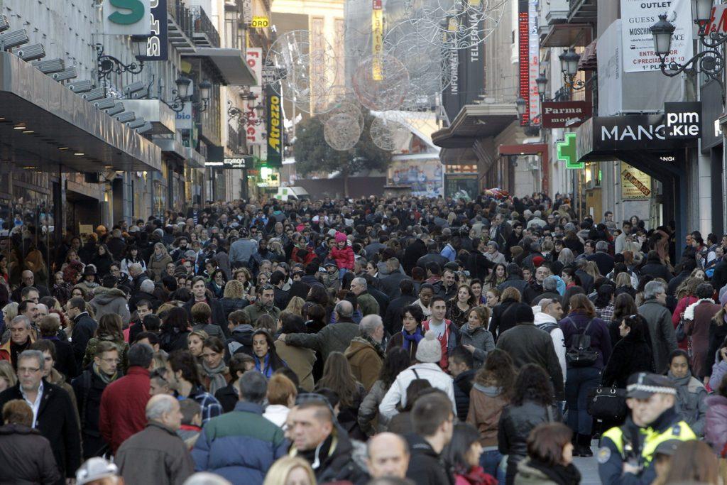 Diecisiete municipios españoles tienen mayoría de población extranjera