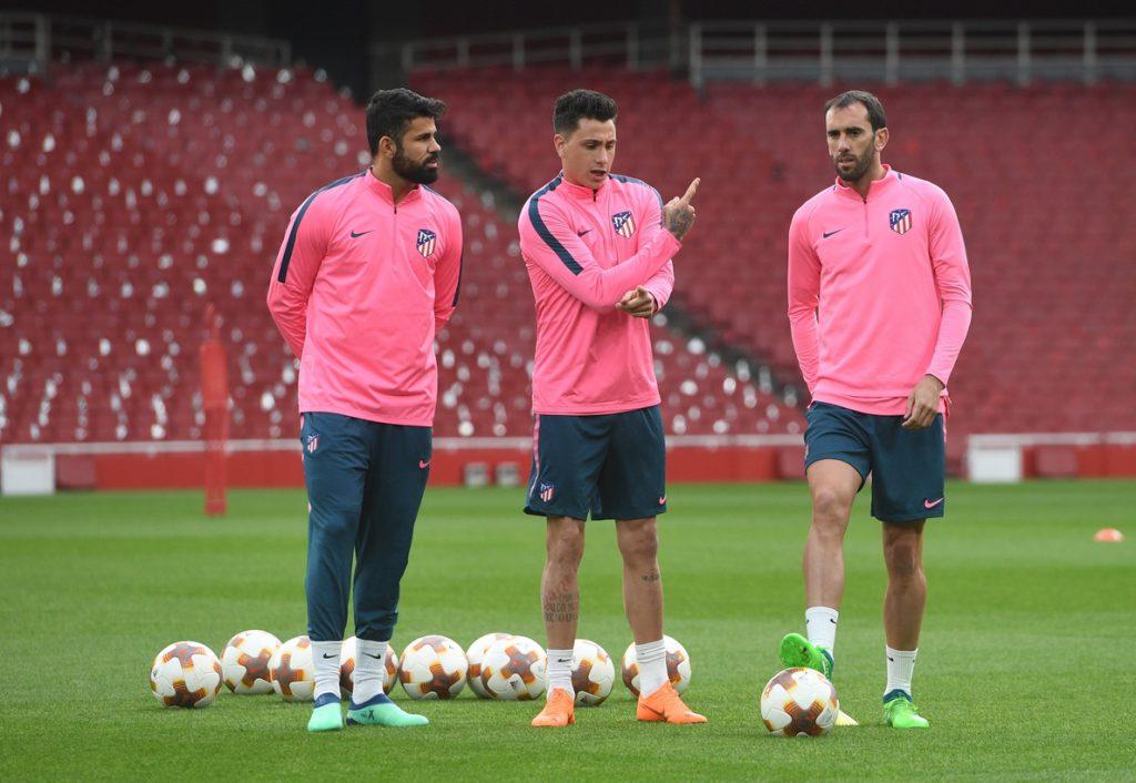 Diego Costa se entrena con normalidad y apunta a titular en Londres