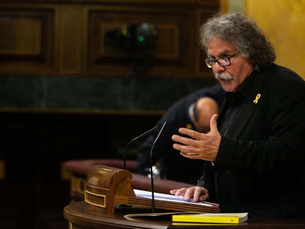 ERC rechaza unos PGE «anticatalanes» y denuncia el pulso «fratricida» del Gobierno contra los catalanes