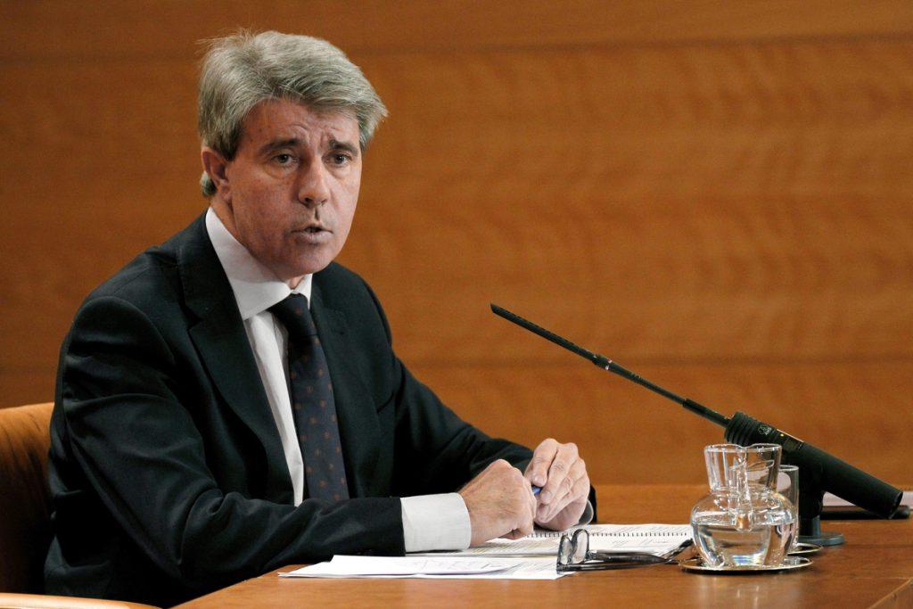 Garrido presidirá mañana una reunión del Gobierno de la Comunidad de Madrid