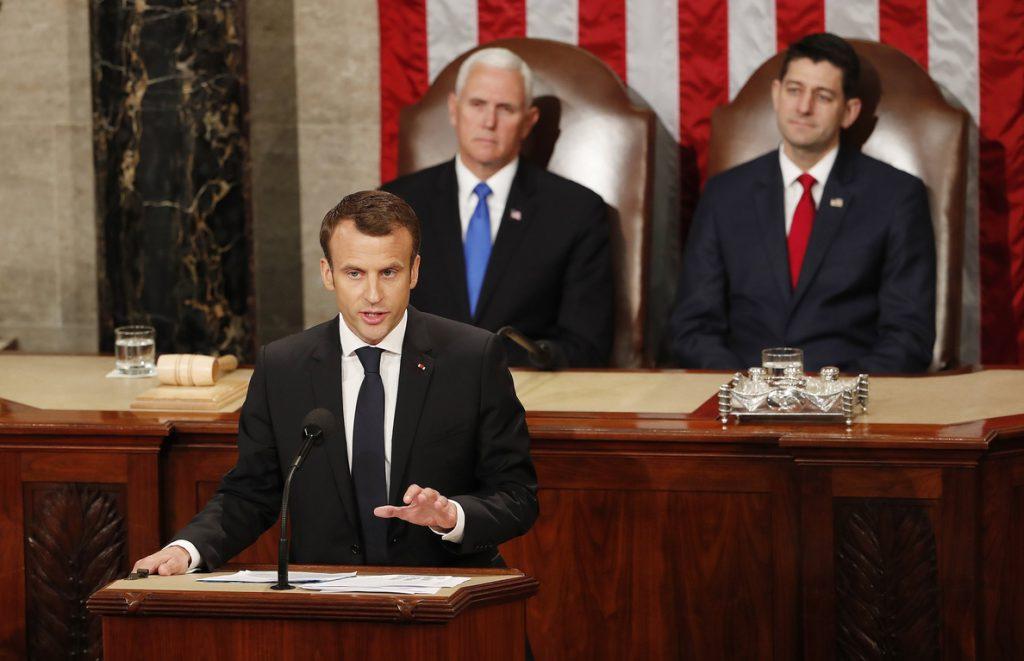 Macron asegura que un nuevo acuerdo con Irán evitaría una «potencial guerra»