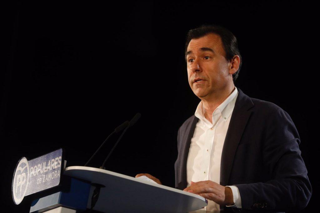 Maíllo defiende el proyecto del PP de Madrid: «Está por encima de las personas, por muy importantes que hayan sido»