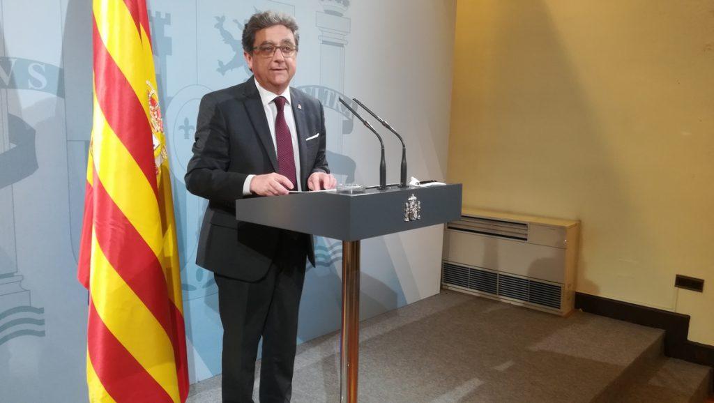 Millo pide un informe a la Abogacía del Estado sobre el contenido de la placa de la plaza 1 d'Ocubre en Girona
