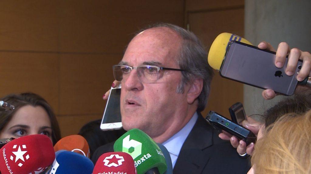 PSOE se reunirá mañana para decidir si presentan a Gabilondo como candidato a la Presidencia de la Comunidad de Madrid