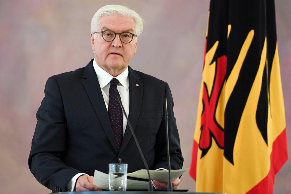 Steinmeier visitará EEUU en junio pero no se reunirá con Trump