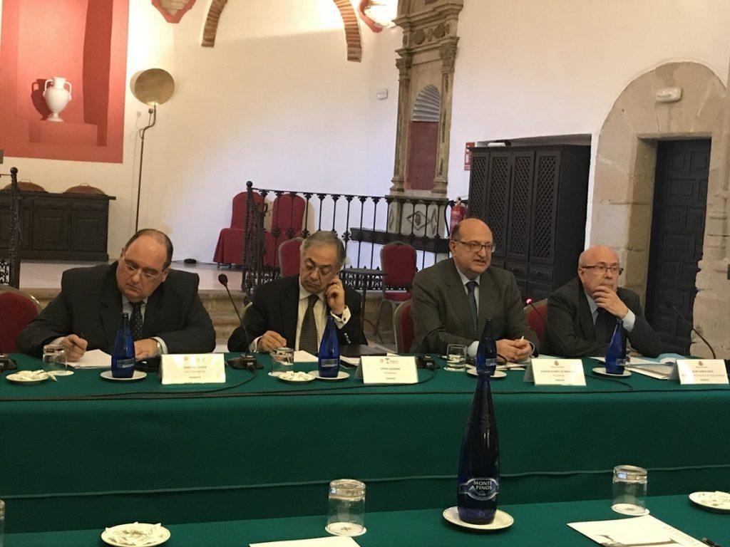 El Tribunal de Cuentas quiere auditar con su homólogo portugués las medidas de desarrollo sostenible de ambos países