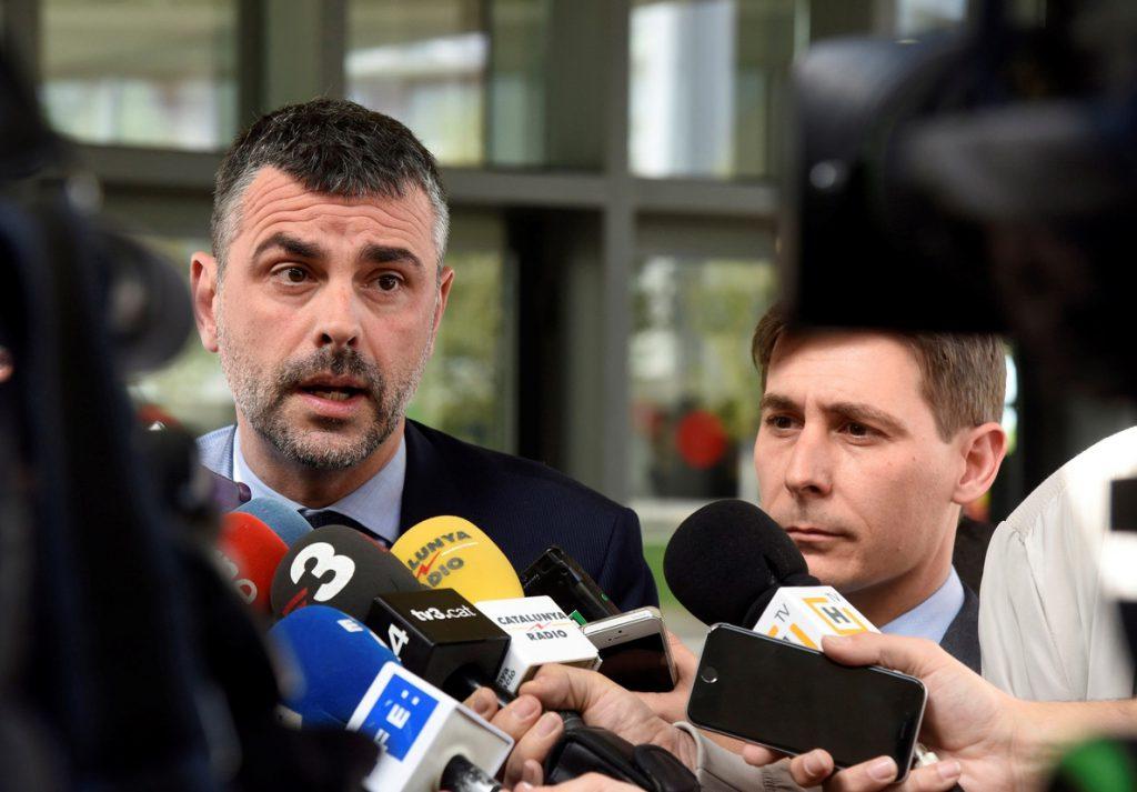 Vila: Sijena me planteó un conflicto entre las leyes catalanas y los jueces