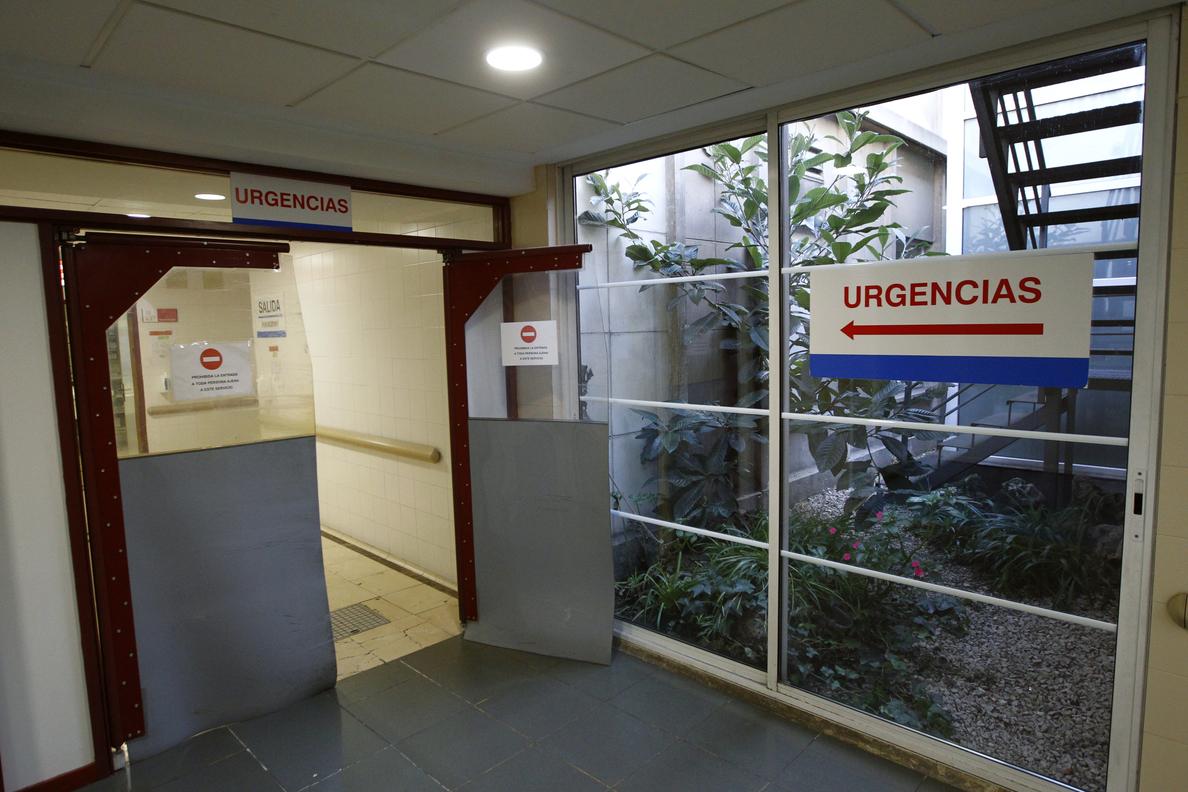 Seis de cada diez pacientes hospitalizados lo hicieron con carácter urgente