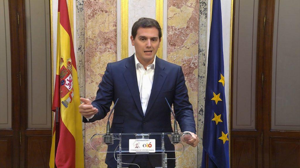 AMP-Rivera ve vergonzoso que el Gobierno no expediente a docentes que «acosaron» a hijos de guardias civiles en Cataluña