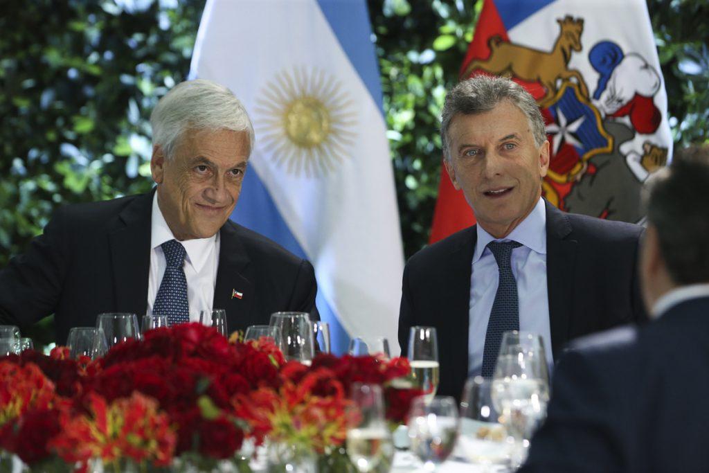 Argentina y Chile apuestan por avanzar en alianza entre Mercosur y Pacífico
