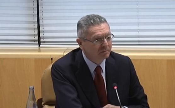 Gallardón defendió en comisión de investigación que la compra de Inassa fue «ética» y ajustada a la ley