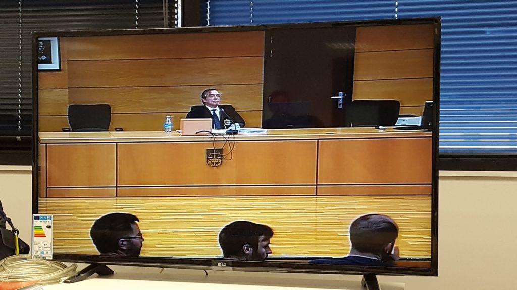 El militar de 'La Manada' permanecerá suspendido en funciones hasta que haya sentencia firme