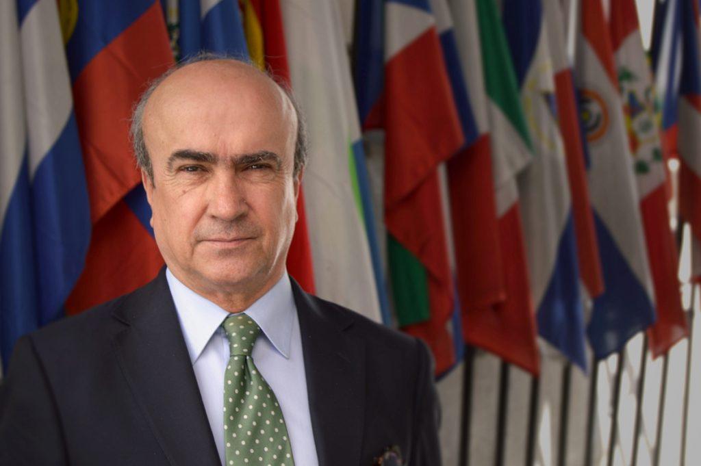 El español Mariano Jabonero, nuevo secretario general de la Organización de Estados Iberoamericanos