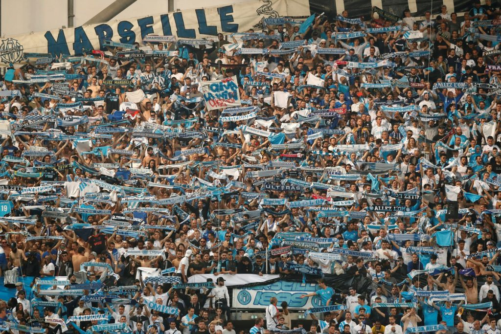 2-0 El Marsella se acerca a su quinta final