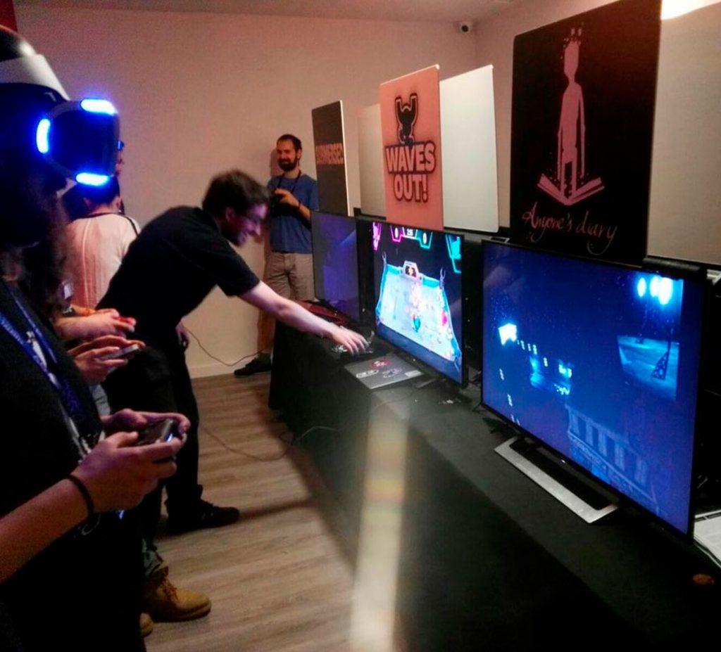 PlayStation Talents presenta en Madrid los próximo proyectos de estudios españoles que llegarán a PS4