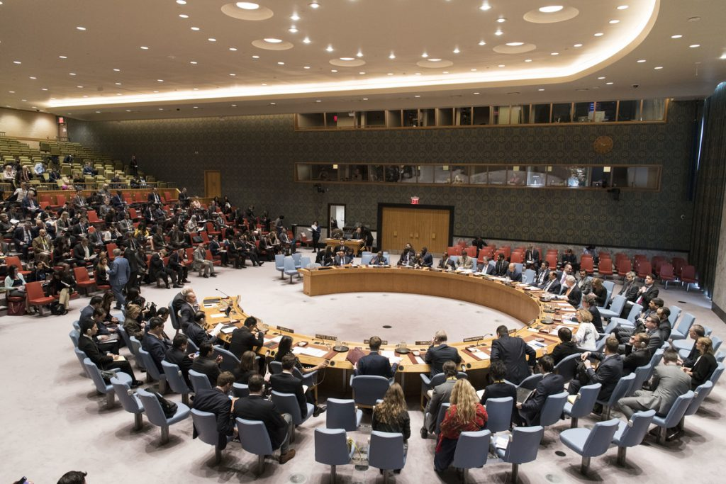 La tensión en Gaza reaviva en Naciones Unidas el temor a una nueva guerra