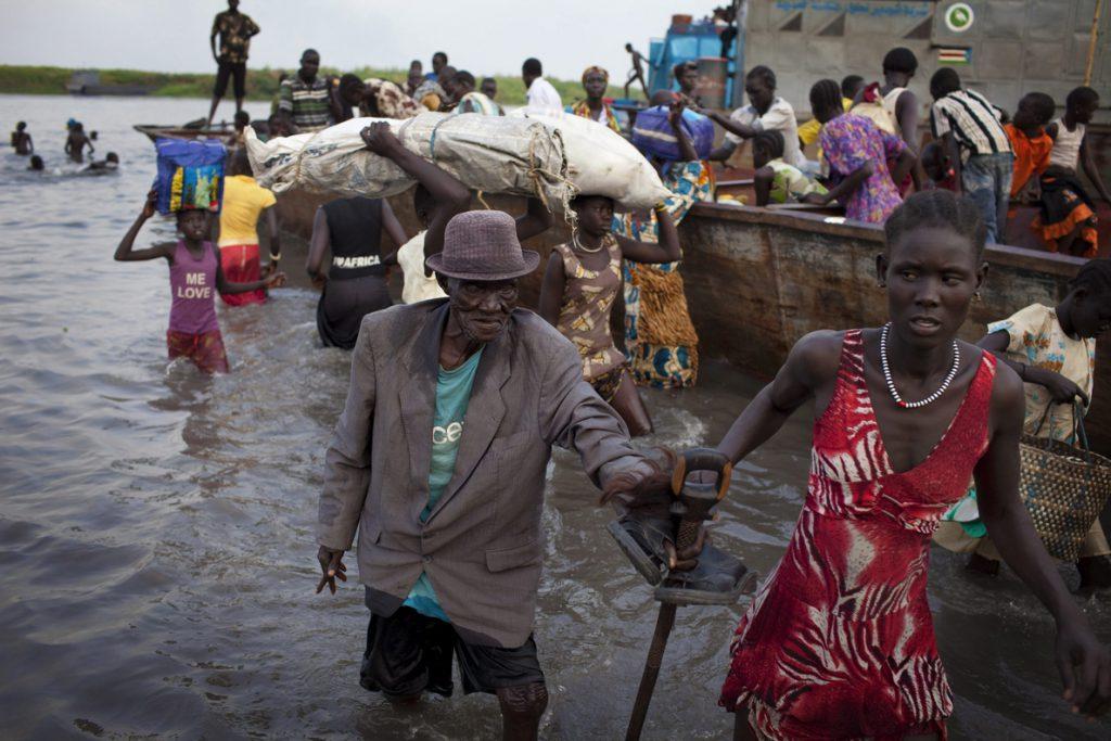 Estallido de violencia en Sudán del Sur causa miles de desplazados, según la ONU