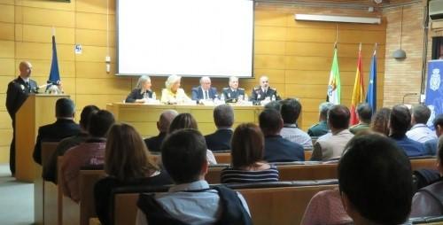 Germán López destaca la labor de la Policía Nacional en la protección y defensa del patrimonio