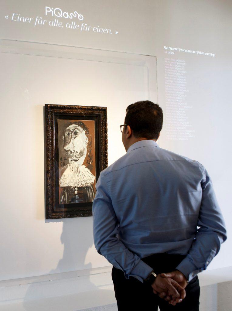 Un museo de Ginebra expone un Picasso que pertenece a 25.000 particulares