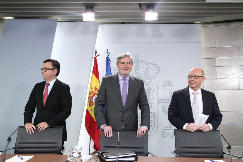 El Gobierno aprueba el Plan Nacional de Reformas 2018 y garantiza a Bruselas cumplir el déficit haya o no PGE