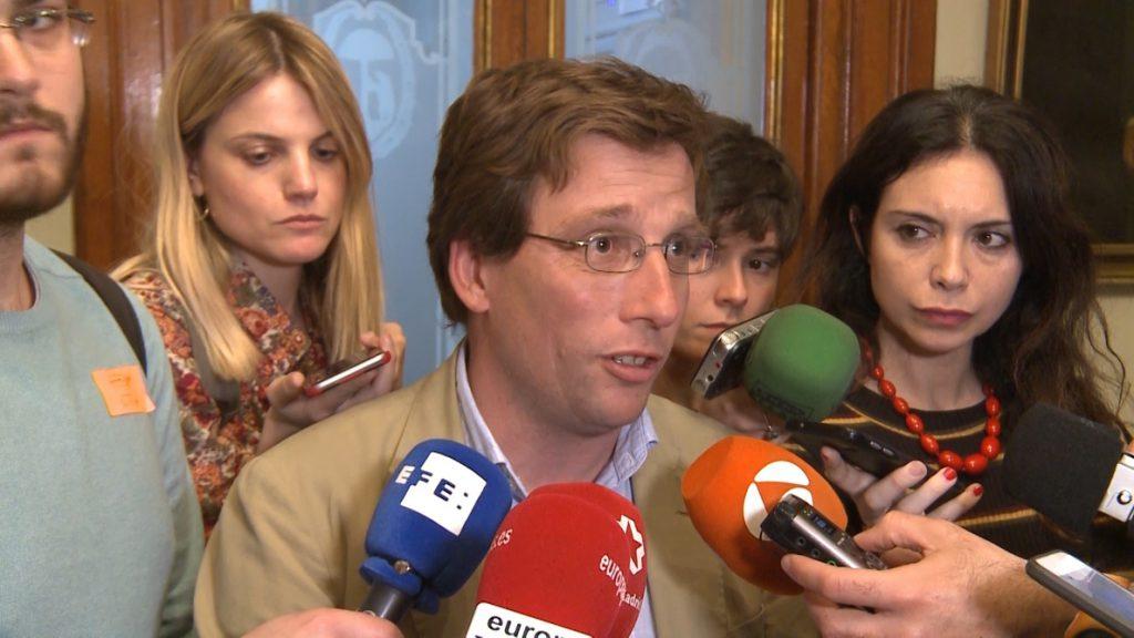 PP cree que el Ayuntamiento de Madrid debe analizar si utilizó el chat policial para una «operación de propaganda»