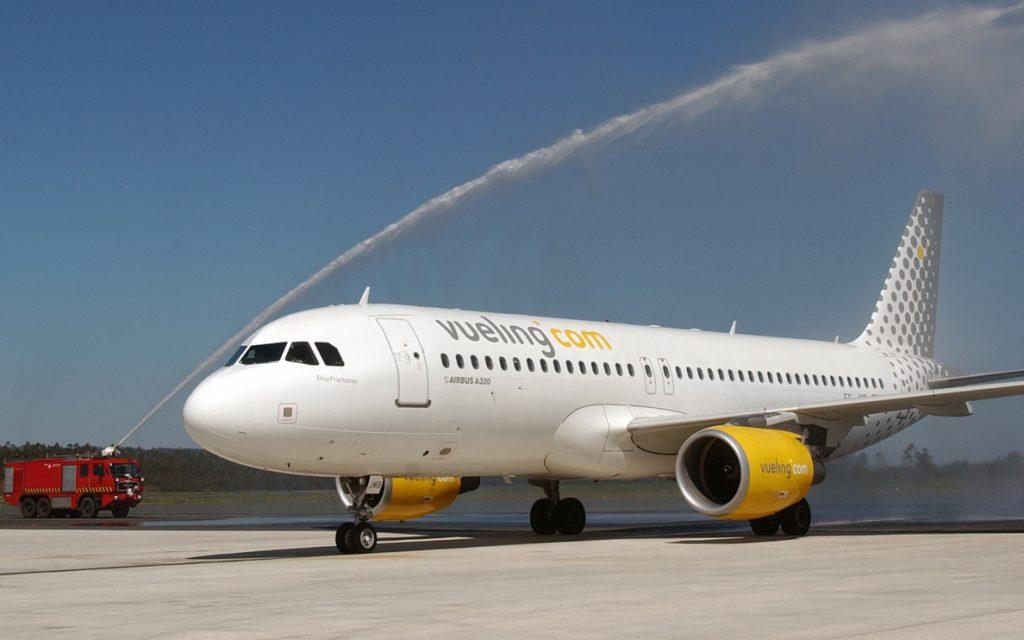 Vueling cancela 118 vuelos el fin de semana por huelga de controladores en Marsella