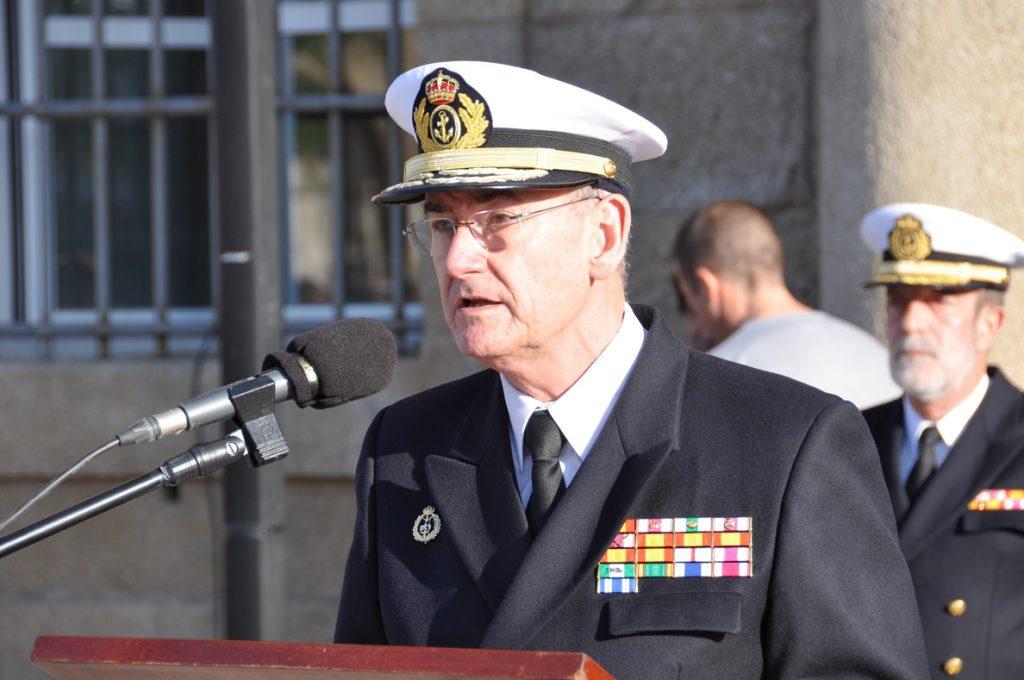 La Armada considera «decepcionante el trato y el calificativo dado al almirante Cervera» por Ada Colau